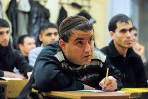 Экзамен для приезжих в Ставрополе