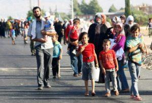 мигранты кавказ